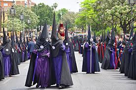 Resultado de imagen de procesiones semana santa