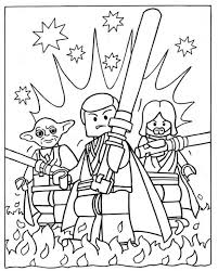 Small Picture Printable Lego Star Wars Coloring Pages Coloring Me