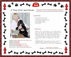 homemade peanut er dog biscuit recipes about homemade dog treats