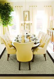i love this lemon yellow dining room those chairs just look so happy