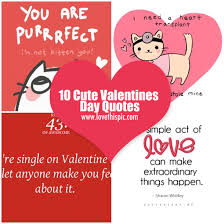 Valentine Day Quotes 77 Amazing 24 Cute Valentines Day Quotes