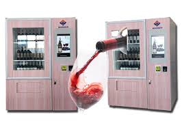 Beer Bottle Vending Machine Stunning Multi Languages Wine Vending Machine Champagne Beer Vending Machine