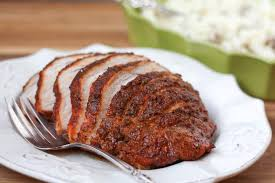 Pork Loin Roasting Chart Herb Rubbed Sirloin Tip Pork Roast