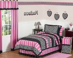 Pink Wallpaper Bedroom Pink And Black Bedroom Wallpaper Home Design Ideas
