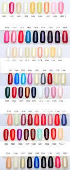 Gelish Long Lasting Base Coat And Top Coat Uv Nail Polish Colors For Summer Uv Nails Gel Nail Colors From Melantha_ 2 53 Dhgate Com