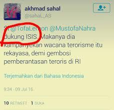 Terkait Profil 2 Anak Bomber di Surabaya, Alarm bagi Muhammadiyah?