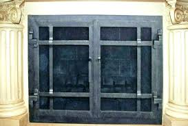 replacing fireplace doors combined with fireplace door replacements fireplace glass door gas fireplace glass doors for