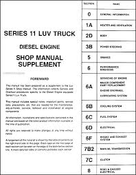 contents contributed and discussions participated by samuel er 1992 isuzu diesel manual