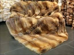 red fur rug red fox fur throw real fur rug genuine fur blanket made in red red fur rug