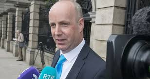 Has No Objection FG Minister has 'no objection' to coalition with Sinn Féin 95