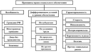 Система права социального обеспечения Право социального обеспечения в условиях перехода к рыночным отношениям располагает довольно сложной системой юридических источников что обусловлено