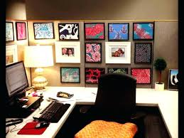 decorate office. Office Cubicle Decor Ideas Decorate 1 Decorating For Small Work Captivating Decoration Collections Large Size Of Cubicles Home De