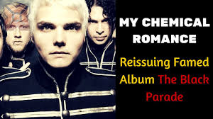 My Chemical Romance Reissuing Famed Album The Black Parade