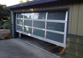 dazzling ideas garage door glass inserts replacement repair panels and aluminum panel cost