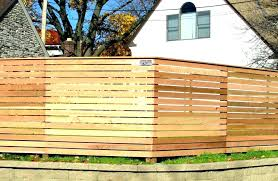 privacy fence design. Wood Privacy Fence Design
