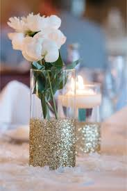 17 do it yourself elegantly made centerpieces for a winter wedding 8