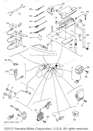 Yamaha atv wiring diagram l fuse starter solendoid chopper