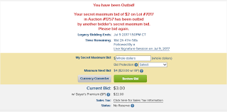 Your Bids Web Tips Heritage Auctions