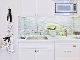 White Kitchen Backsplash White Kitchen Cabinets And Backsplash Quicuacom