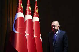 Spekulationen über Gesundheit: Erdogan schläft während Rede ein - Politik -  Stuttgarter Zeitung