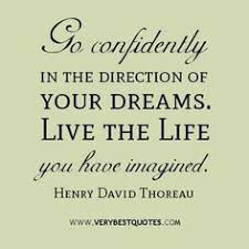 Thoreau Dream Quote