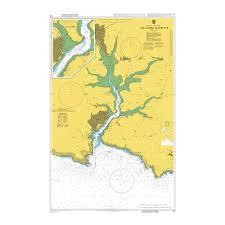 Salcombe Harbour Chart Admiralty Chart 28 Salcombe Harbour