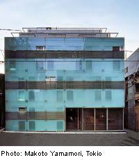 office facade. staggered rear facade whitney museum extension by renzo piano office a