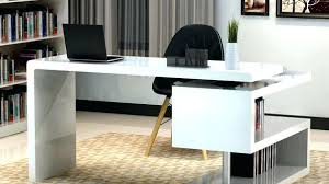 contemporary home office furniture uk. Contemporary Home Office Furniture Miraculous Desks On Stunning Modern With Unique White Glossy Uk