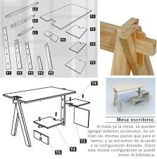wood furniture blueprints. diy allinone transforming modular wood furniture idea blueprints w