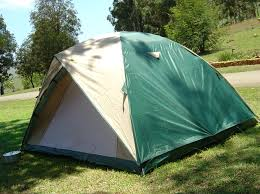 small dome tent