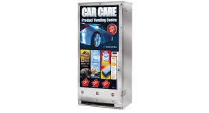 Car Wash Vending Machines Stunning 48 Column Electronic Vending Unit WashTec Car Wash Systems