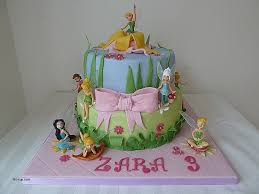 Tinkerbell birthday cakes asda ~ Tinkerbell birthday cakes asda ~ Birthday cakes beautiful fairy birthday cakes pictures fairy