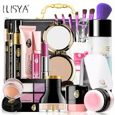 ilisya rouse makeup kit full set of beginner cosmetics makeup palette makeup kit bination genuine mail in on m alibaba