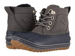 Sperry Little Kid Size Chart Sperry Kids Bowline Boot Toddler Little Kid Zappos Com