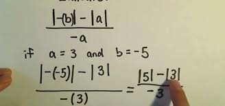 how to simplify expressions involving absolute value math wonderhowto