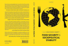 essay on food security so a food security outlook mon  books christopher b barrett food security and sociopolitical stability