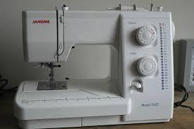 Janome Sewing Machine Models