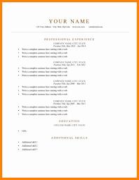 Resume Format Model It Resume Billing Clerk Cover Letter
