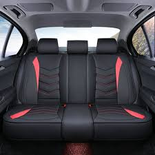 universal leather car seat covers for
