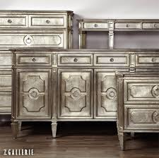 Z Gallerieu0027s Gorgeous New Palais Collection Glows With An Exquisite Soft  Champagne Finish And Antiqued Mirrored · Champagne BedroomSilver FurnitureMetallic  ...