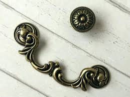 furniture drawer pulls and knobs. Drop Bail Drawer Pulls Vintage Look Dresser Knob Swing Handles Antique Furniture And Knobs S