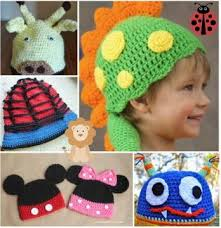 Childrens Crochet Hat Patterns Beauteous Crochet Animal Hats 48 Free Crochet Hat Patterns For Kids