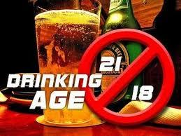 Frank Wu Limit World - Age Drinking