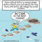 Images & Illustrations of course of action