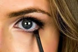 how to do natural yet simple and pretty eye makeup for high