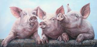 pigsty gossip sold prints available