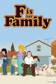 F is for Family Temporada 2 audio español