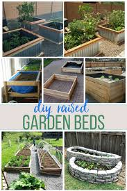 10 diy raised garden bed ideas for your