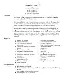 Fast Food Resume Awesome 199 Fast Food Resume Mcdonalds Job Description Famous For Mcdonald S