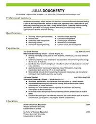 teachers resumes examples special education teacher resume sample special education